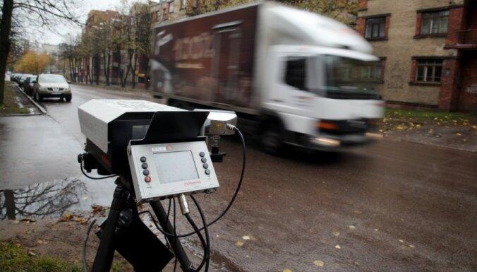 Госполиция: отсутствие фоторадаров не ухудшило ситуацию на дорогах