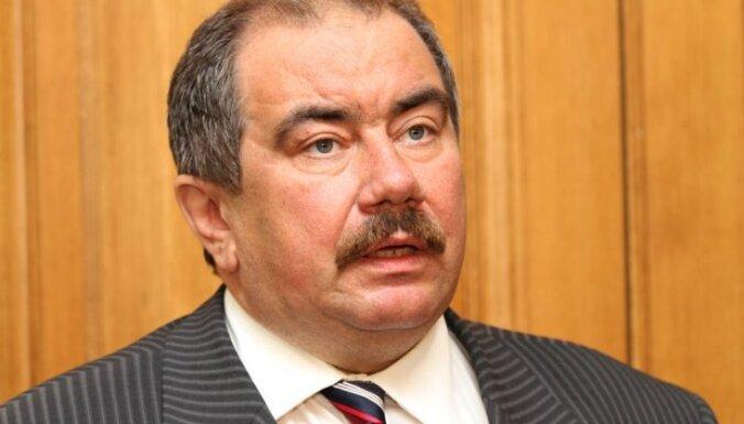 Bičkovičs sasauc AT plēnumu par ģenerālprokurora atlaišanas pamatu izvērtēšanai
