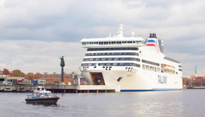 'Tallink Grupp' ambiciozi plāni prāmju līnijas Rīga-Stokholma attīstībai