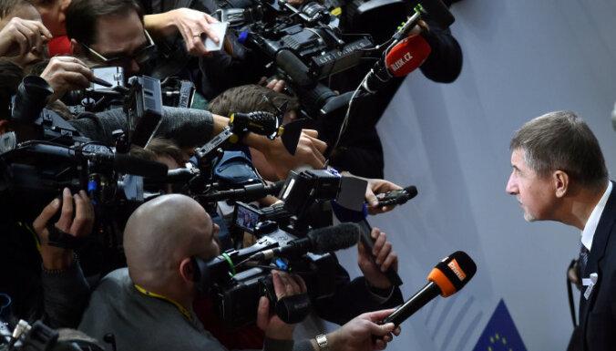 В Чехии вновь прошли демонстрации против премьера Бабиша