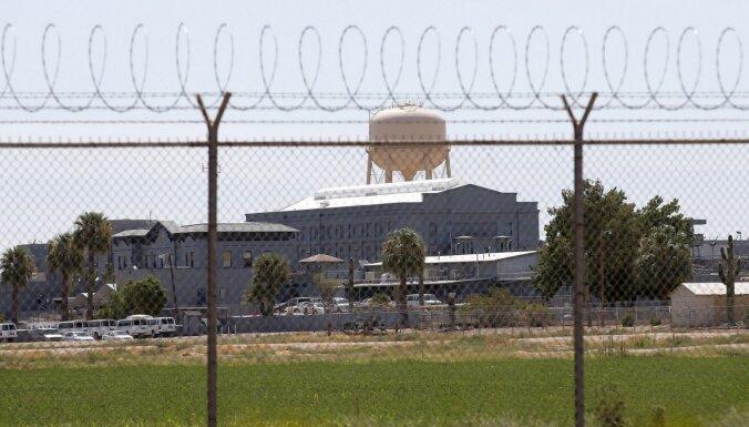 Arizonā gatavojas atjaunot nāvessodu izpildi gāzes kamerā