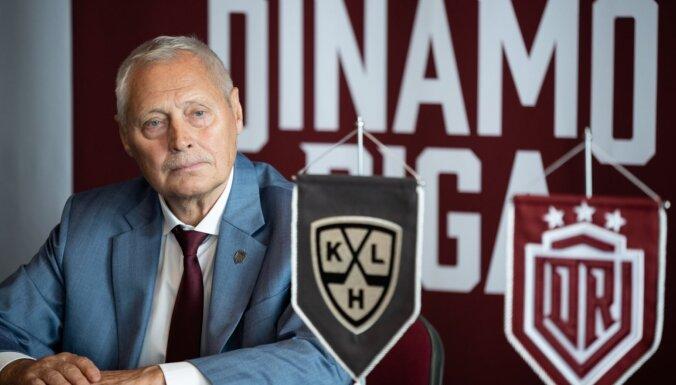 'Dinamo Rīga' pārcēlis savu juridisko adresi uz Vecrīgu