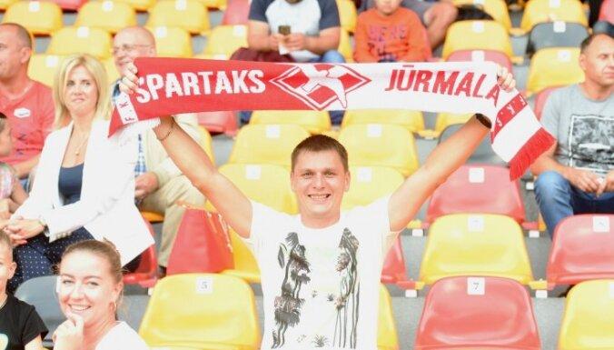 UEFA Eiropas līgas kvalifikācija: Jūrmalas 'Spartaks' sagrauj Sanmarīno čempionus, FK 'Ventspils' minimāli piekāpjas 'Girondins'