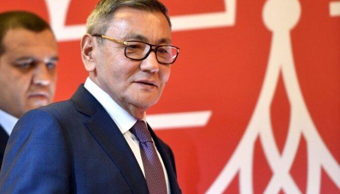 AIBA prezidents boksa olimpiskā statusa saglābšanai sola atkāpties no amata