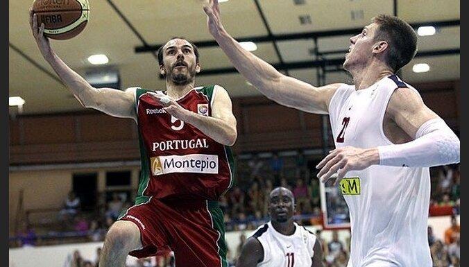Portugāle un Somija iegūst ceļazīmes uz 'Eurobasket 2011'