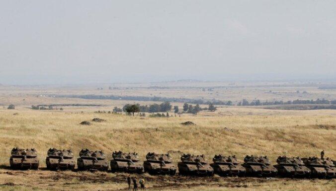 В ЕС не намерены признавать Голанские высоты частью Израиля