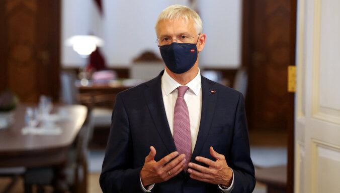 Кариньш: правительству предстоит сделать ограничения более осмысленными и эффективными