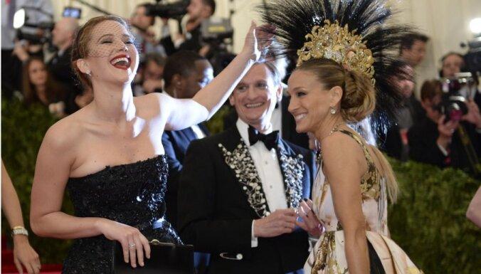 Панки в Голливуде: Мадонна, Сара Джессика Паркер и другие звезды