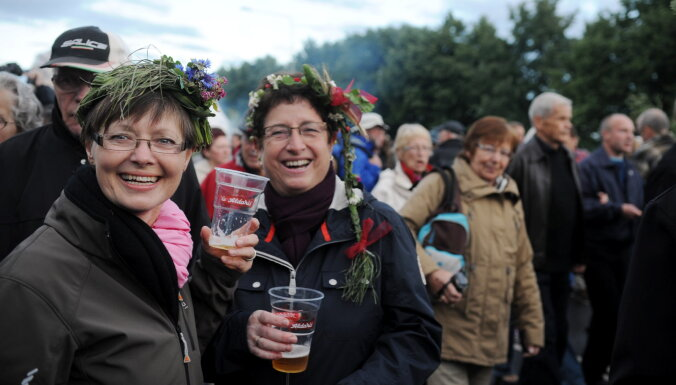 Независимые депутаты Сейма предлагают снизить акциз на пиво до уровня 2018 года
