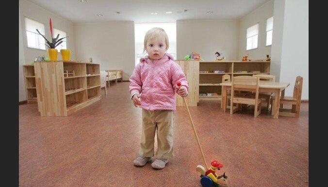 Valsts un pašvaldības kopējais atbalsts pārsvarā tomēr nesegs visu maksu par bērna sūtīšanu privātajā dārziņā