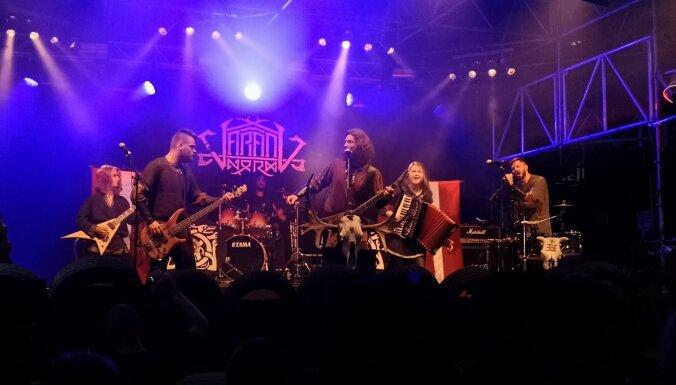 Daugavpils mūziķi uzvarējuši pasaulē lielākajā metāla grupu konkursā 'Wacken Metal Battle 2019'