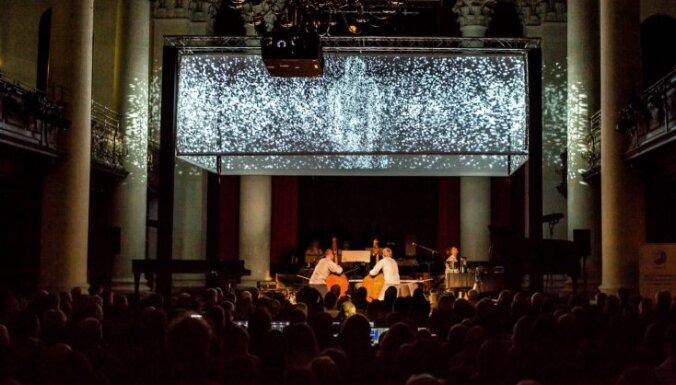 Rīgas festivālā izskanēs multimediāls koncertuzvedums 'Džons Keidžs un Hardijs Lediņš'