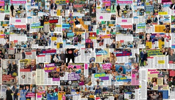 Нам запрещают, а сами без масок: о чем пишут латышские таблоиды