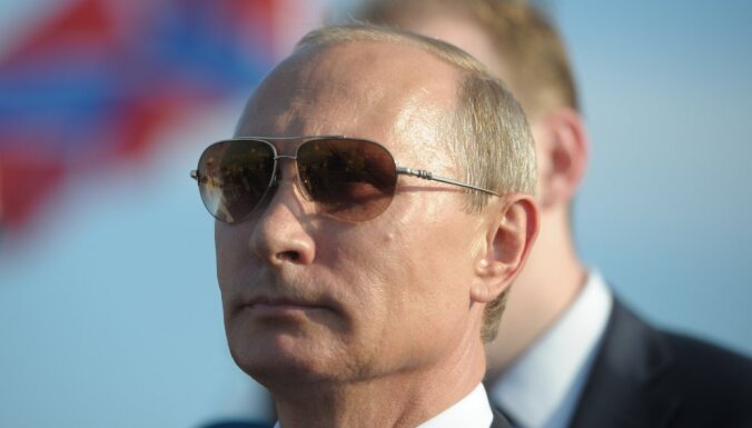 Эксперт: Путин хочет стать одним из величайших лидеров в истории