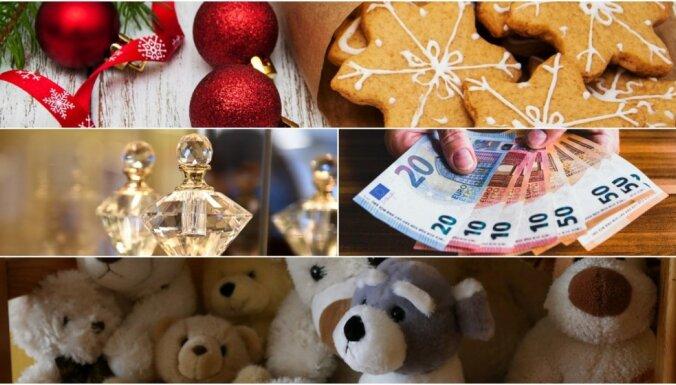 Ziemassvētku 'drudzis': noskaidrotas populārākās dāvanas Latvijā