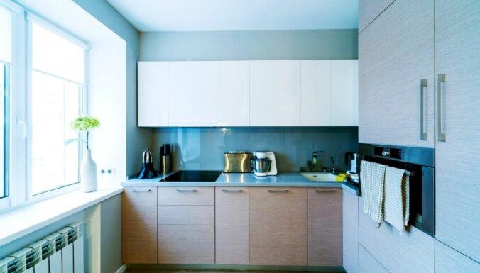 Virtuves dizains paša spēkiem: ar ko sākt?