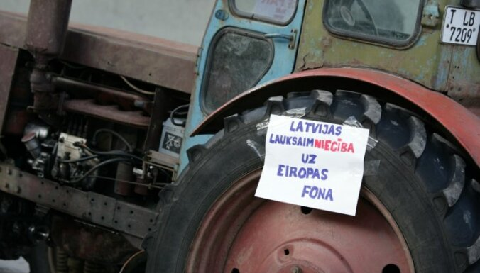 Francijas lauksaimniecības ministrs: jāmaina netaisnīgie tiešmaksājumu nosacījumi Baltijai
