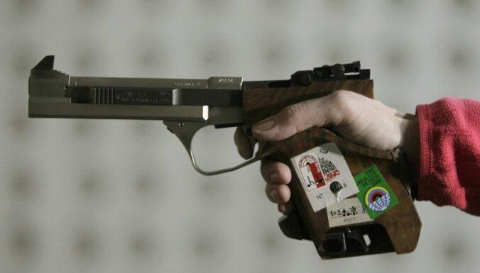 25m pistol 10m air pistol