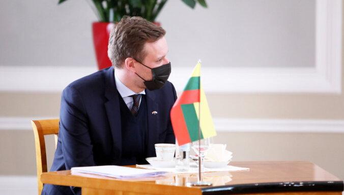 Ministrs: Lietuva izstājas no sadarbības formāta 17+1 attiecībām ar Ķīnu
