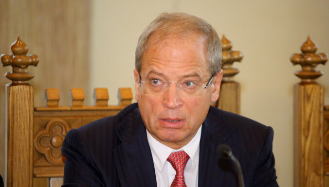 Америкс подал в отставку с поста вице-мэра Риги