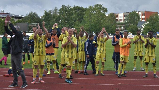 Ventspils dome izlēmusi atbrīvoties no dalības FK 'Ventspils'