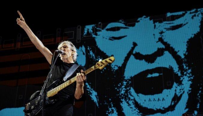 Rīgā uzstāsies viens no 'Pink Floyd' dibinātājiem – Rodžers Voterss
