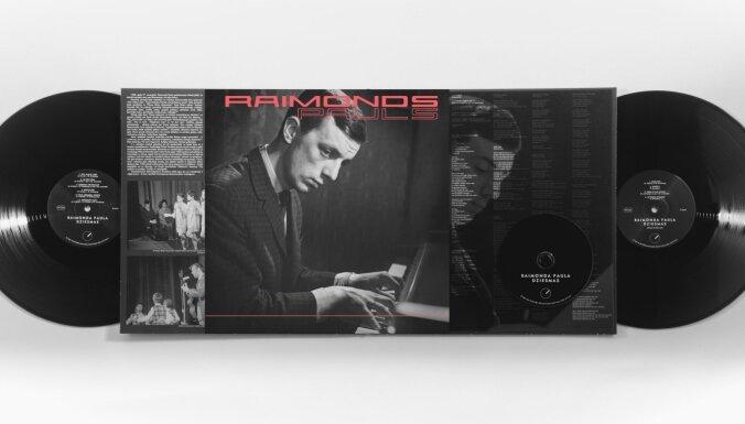 Raimonda Paula pirmo dziesmu programmas piedzīvo jaunu pārizdevumu