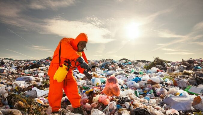 """В Даугавпилсе протестуют против """"мусорного"""" отопления"""