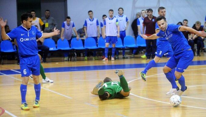 Чемпион Латвии едва не сотворил вторую сенсацию в Кубке Еременко