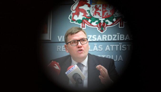 Госканцелярия: законопроект о роспуске Рижской думы недостаточно обоснован