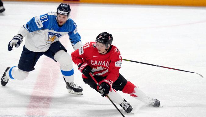 Сегодня в Риге определится чемпион мира по хоккею: Финляндия или Канада?
