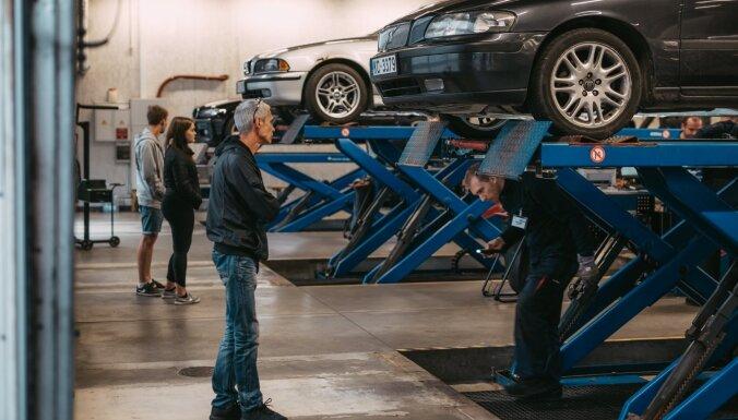 Valdība apstiprinājusi grozījumus auto tehniskās apskates noteikumos