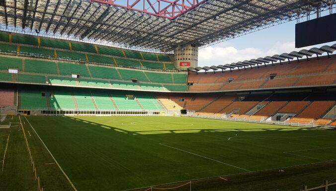 Slavenā 'San Siro' stadiona dienas skaitītas - 'AC Milan' un 'Inter' būvēs jaunu arēnu