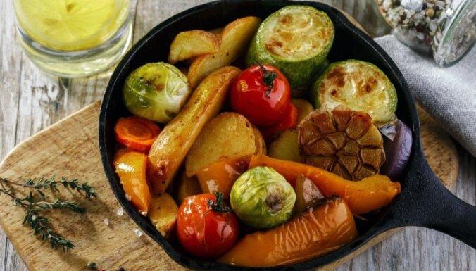 Trīs dārzeņu gatavošanas kļūdas un kā no tām izvairīties