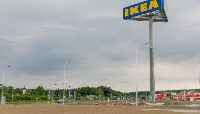 IKEA paziņo veikala Latvijā atvēršanas datumu