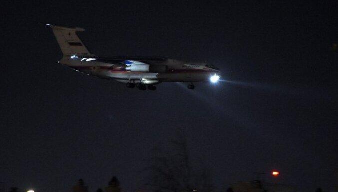 Вблизи границ Латвии замечены три российских военных самолета