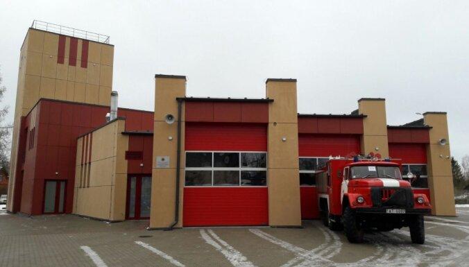 МВД построит дешевые модульные депо для пожарных и медиков