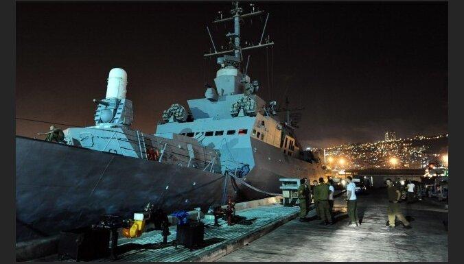 Netanjahu: Izraēla neatvainosies par uzbrukumu Gazas joslas palīdzības flotilei
