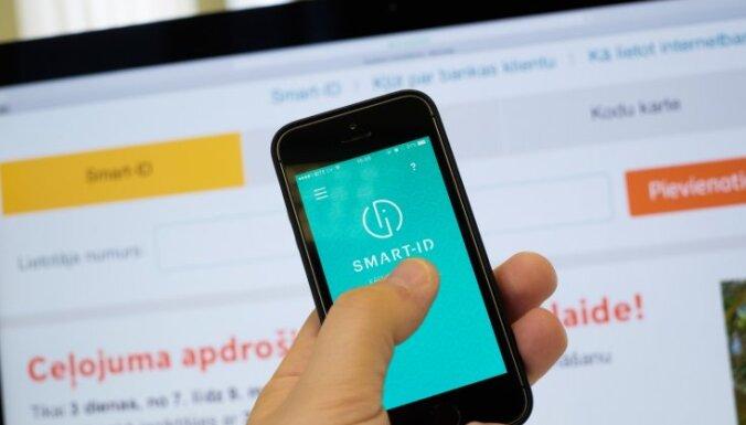 Ieviests maksājumu limits 'Swedbank' kodu kartēm