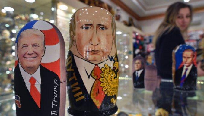 Список санкций США против властей России за последние пять лет