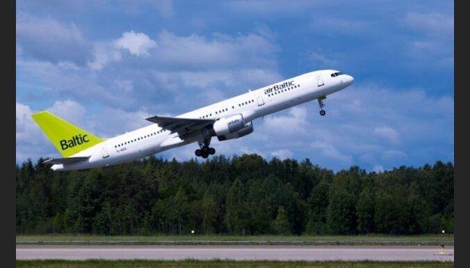 'airBaltic' sāk vasaras sezonu ar 100 lidojumu maršrutiem
