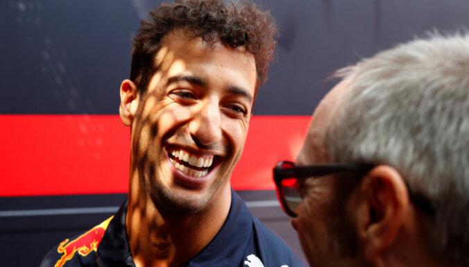 Rikjardo: manā aiziešanā no 'Red Bull' nav vainojamas nesaskaņas