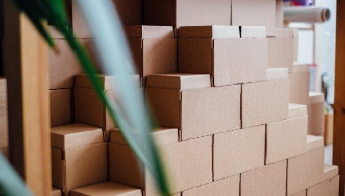 Latvija var! Ar 'Gigi bloks' konstruktoriem bērni būvē mājas Meksikā un Austrālijā