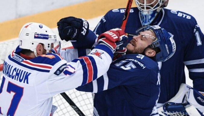 SKA Ilya Kovalchuk vs Dynamo Martins Karsums, Alexander Yeryomenko
