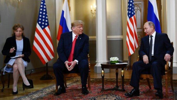 Кремль сообщил о приглашении Путина в Вашингтон в конце года