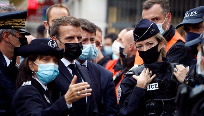 Pēc uzbrukuma Nicā visā Francijā paaugstināts terora draudu līmenis