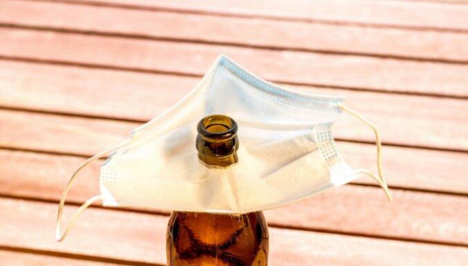 Опрос: с началом второй волны Covid-19 10% жителей стали чаще употреблять алкоголь