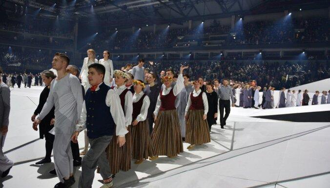 Deju lielizrāde 'Abas malas' atzīta par labāko pasākumu Baltijas un Ziemeļvalstu reģionā