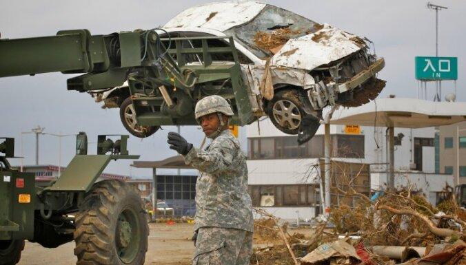 Ministrs: Japānas atjaunošanai pēc zemestrīces vajadzēs 184 miljardus dolāru