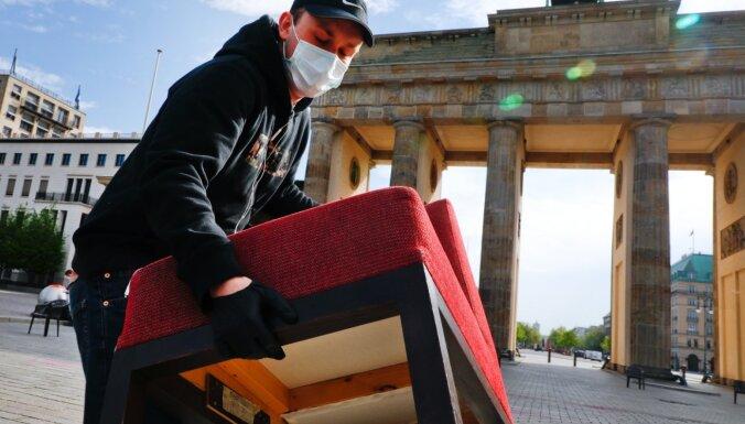 Коронавирус: в Германии впервые выявлено более 16 000 случаев заражения